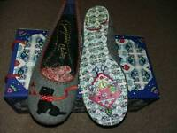 Irregular Choice shoes SOLD