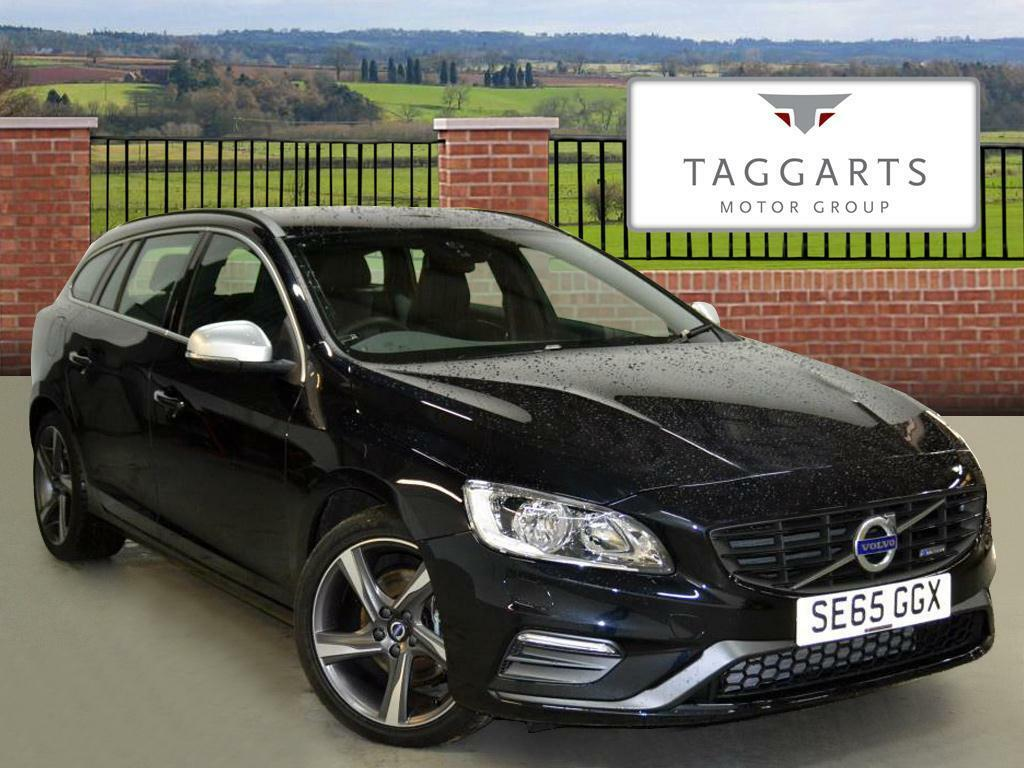 volvo v60 d4 r design black 2015 12 31 in motherwell north lanarkshire gumtree. Black Bedroom Furniture Sets. Home Design Ideas