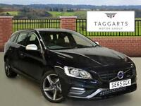 Volvo V60 D4 R-DESIGN (black) 2015-12-31