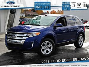 2013 Ford Edge **SEL*AWD*CAMERA*A/C 2 ZONES**