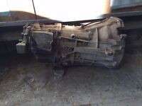 FORD TRANSIT 6SPEED RWD GEARBOX