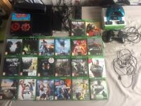 Xbox one with games/controllers etc