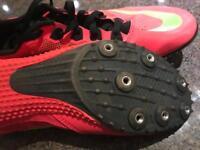 Nike rival sprint spikes