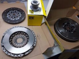 LuK Repset 600009400 – DMF & Clutch kit – Vauxhall Vectra Astra Zafira Signum 2.0 DTI X20DTH Y20DTH
