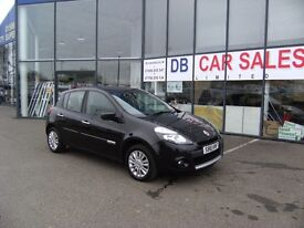 2012 61 RENAULT CLIO 1.1 I-MUSIC 5D 75 BHP **** GUARANTEED FINANCE **** PART EX WELCOME