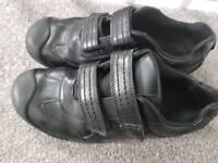 Boys junior size 7 school shoes
