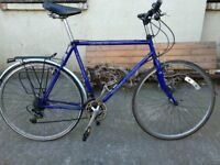 Claud Butler legend C50 touring hybrid bike Bristol Upcycles