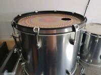 Pearl forum series drum kit.