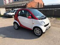 Smart Car 698 CC, 2007, AUTO, excellent condition, MUST GO, QUICK SALE, CHEAP, only £1595