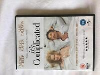 It's complicated Dvd