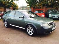 Audi allroad 2.5 diesel full history mint runner nationwide delivery 1795