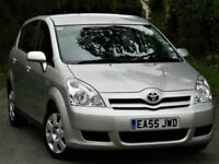 7 SEATER (2006) TOYOTA COROLLAVERSO D4D T2 - DIESEL - FULLY LOADED - FSH - ALLOYS