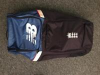 England NB Cricket bag