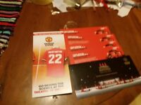 Old Trafford Stadium & Museum Tour - Family Ticket - RRP £55!!!!