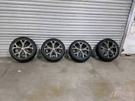 Quick sell 17 inch wheels 114.3x5