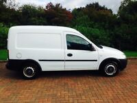 2007 Vauxhall combo 1.3 cdti in immaculate condition 1 owner 1 years mot full service history