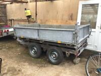 Infer Williams tipping trailer