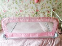 Summer infant single bed guard good condition