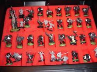 Warhammer 40k 3 tier carrycase with 80 figures