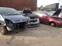Scrap Vehicles Wanted! Vans/Cars/4x4