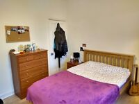 Large, fully furnished bedroom in shared flat ( £68 per week)