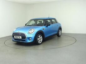 MINI HATCH ONE D (blue) 2016