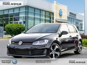 2015 Volkswagen Golf GTI Autobahn 210HP*MAGS 18*TOIT*LED*AUDIO F