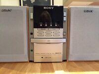 CD/Radio/Cassette Player - Sony