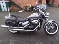 2007 RARE SUZUKI M50 BOULEVARD V Twin 800cc M800 VZ800 DELIVERY AVAILABLE ALL OVER THE UK