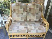 4 sets conservatory cane chair cushions only