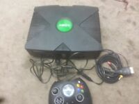 for sale Microsoft Original Xbox Console only £15