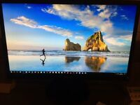"ACER S220HQL HD MONITOR, DISPLAY SIZE 22"" Inch, FULLY WORKING, CRYSTAL CLEAR PICTURE."