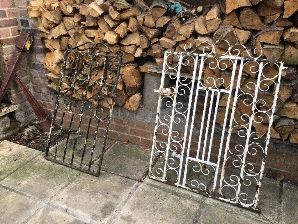 Wrought iron metal garden gates | in Diss, Norfolk | Gumtree