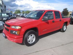 2004 Chevrolet Colorado 1SH LS ZQ8