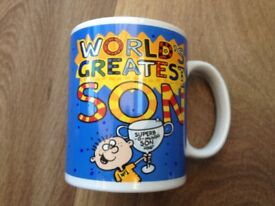 World's Greatest Son mug