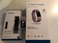 Fitbit Charge 2 Limited Edition Rose Gold bundle