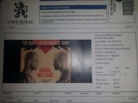 ROBBIE WILLIAMS, MANCHESTER - FRIDAY 2ND JUNE, 1 TICKET STANDING