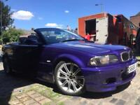 For sale Bmw 330i convertible M-sport individual