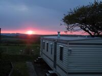 CARAVAN HOLIDAY IN CORNWALL UP TO 4 DOGS WELCOME OCTOBER 7 DAYS 199 RURAL DOUBLE GLAZED 4 BEDROOMS