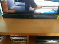 Philips bluetooth soundbar with subwoofer