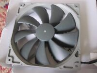 Noctua NF-P14s redux-1200 PWM computer cooling component new Grey - 4 Pin