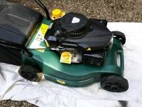 Mower petrol push type for sale