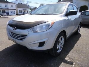 2011 Hyundai Tucson GL AUTOMATIQUE, A/C, BLUETOOTH