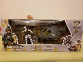 Soldier force toy