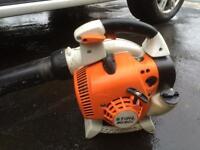 Bg86c leaf blower