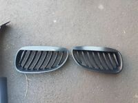 BMW 5 SERIES KIDNEY GRILLS 2004 TO 2011