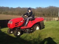 MTD Ride on lawn mower