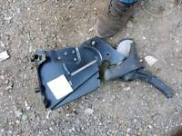Iveco Daily hand brake system
