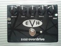 EVH 5150 Overdrive Pedal
