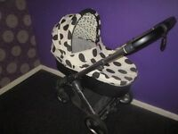 Reduced for quick sale: 3 in 1 pram and 5 other baby essentials. Bargain of the week-Finaghy Belfast